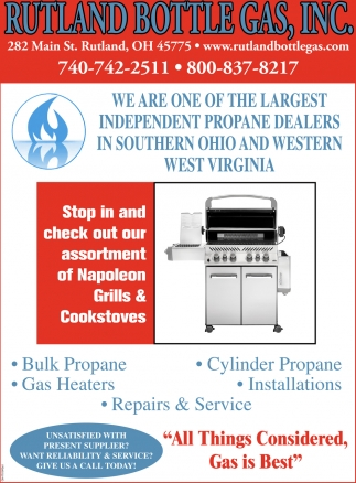 We are one of the largest independent propane dealers