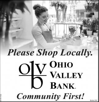Please Shop Localley
