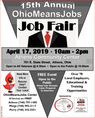 15th Annual Job Fair