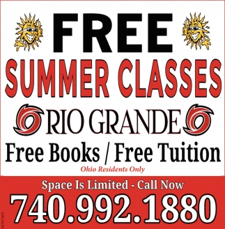 Free Summer Classes