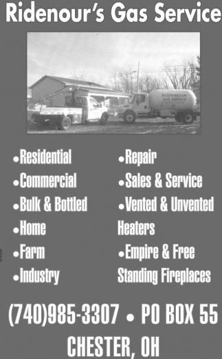 Repairs - Sales & Service