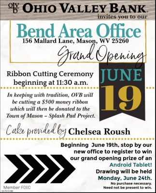 Grand Opening Bend Area Office - June 19