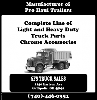 Manufacturer of Pro Haul Trailers