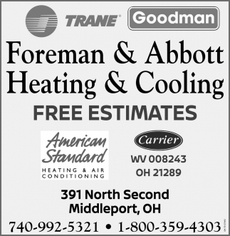 Get Top-of-the-Line HVAC Services in Middleport
