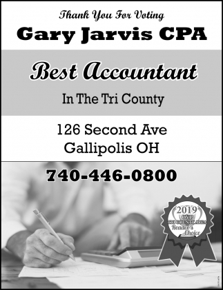 Best Accountant In The Tri County