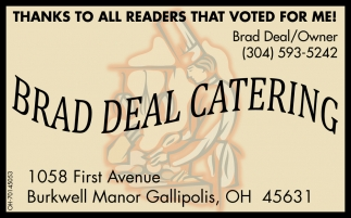 Thanks To All Readers That Voted For Me!
