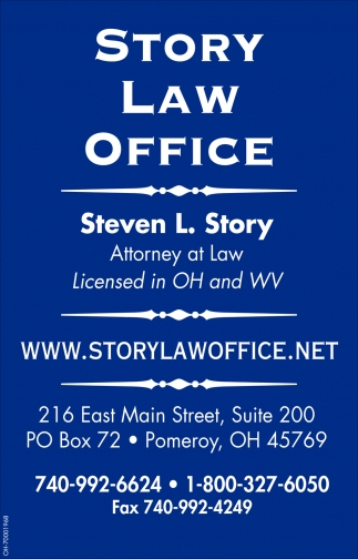 Steven L. Story