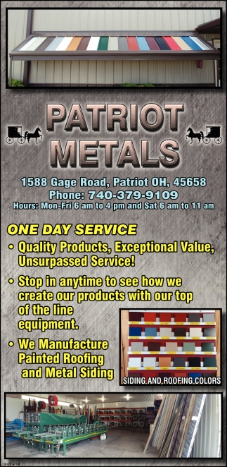 Quality Products | Exceptional Value | Unsurpassed Service!