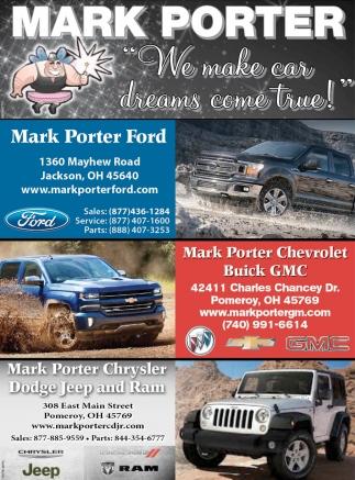 We make car dreams come true!