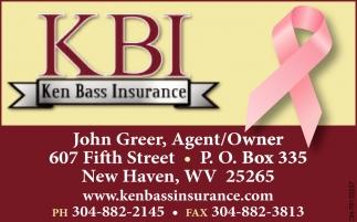 John Greer, Agent/Owner