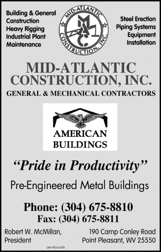 General & Mechanical Contractors