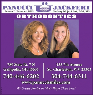 Donna L. Panucci, DDS - Lindsay M. Jackfert, DDS, MS
