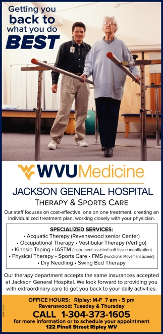 Therapy & Sports Care