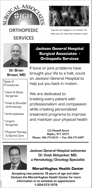 Orthopedic Services