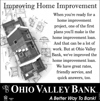 Improving Home Improvement