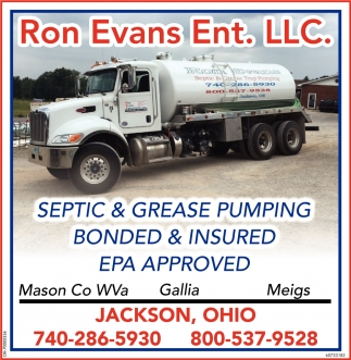 Septic & Grease Pumping