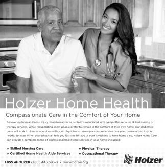 Holzer Home Health