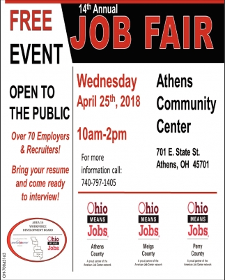 14th Annual Job Fair
