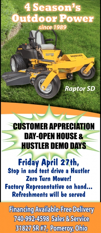 Customer Appreciation Day Open House