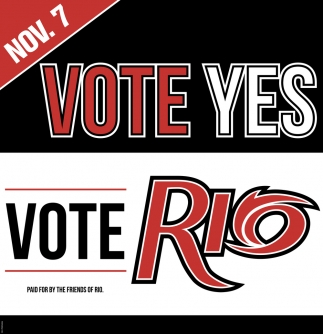 Vote Yes, Vote Rio