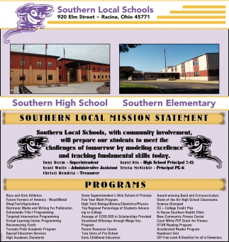 Southern High School & Southern Elementary, Southern Local School