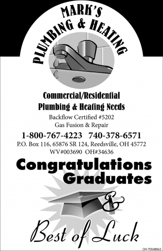 Commercial/Residential Plumbing & Heating Needs