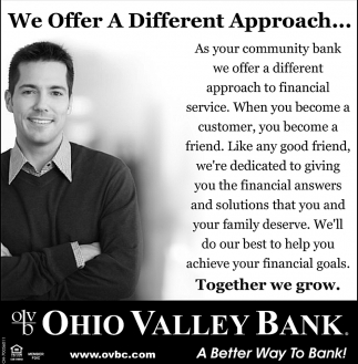 Serving the communities of the mid-Ohio valley since 1872