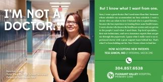Tess Simon, MD, Internal Medicine