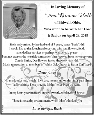Vina Brown-Hall