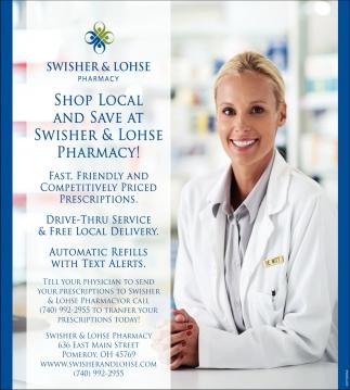Shop Local & Save