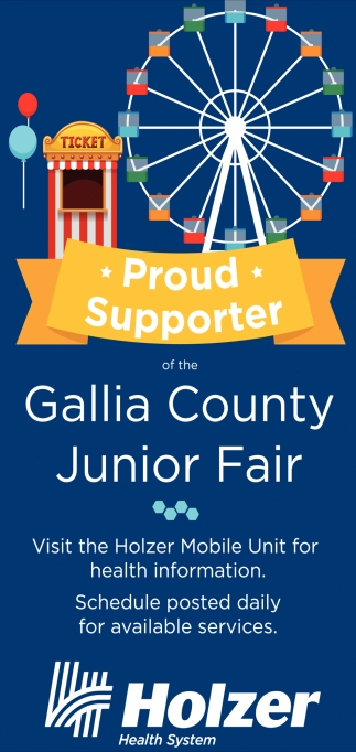 Gallia County Junior Fair