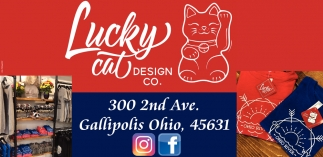 Lucky Cat Design