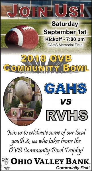 2018 OVB Community Bowl
