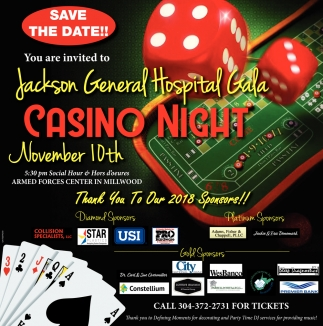 Gala Casino Night