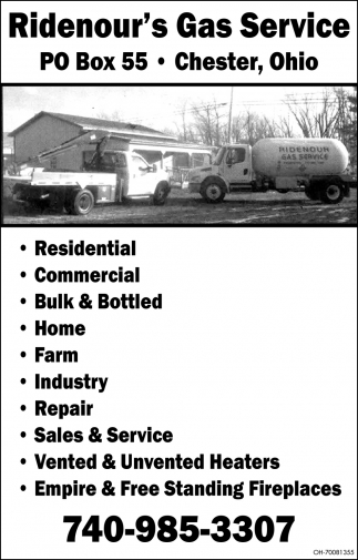 Bulk & Bottled, Home, Farm, Industry