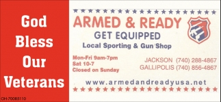 Local Sporting & Gun Shop