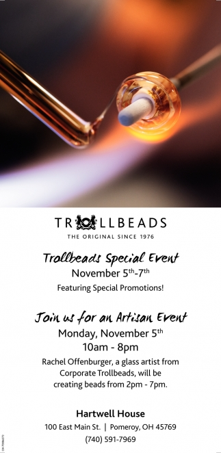 Trollbeads Special Event