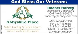 God Bless Our Veterans