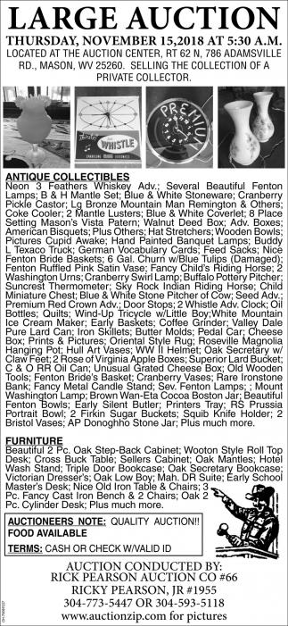 Large Auction