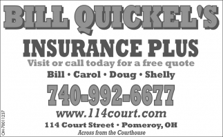 Visit or call today for a free quote