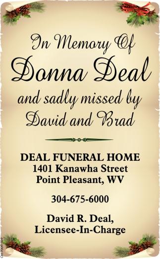 Donna Deal