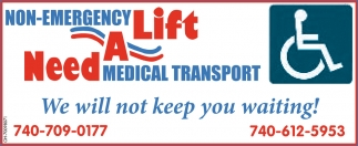 Non-Emergency Medical Transport